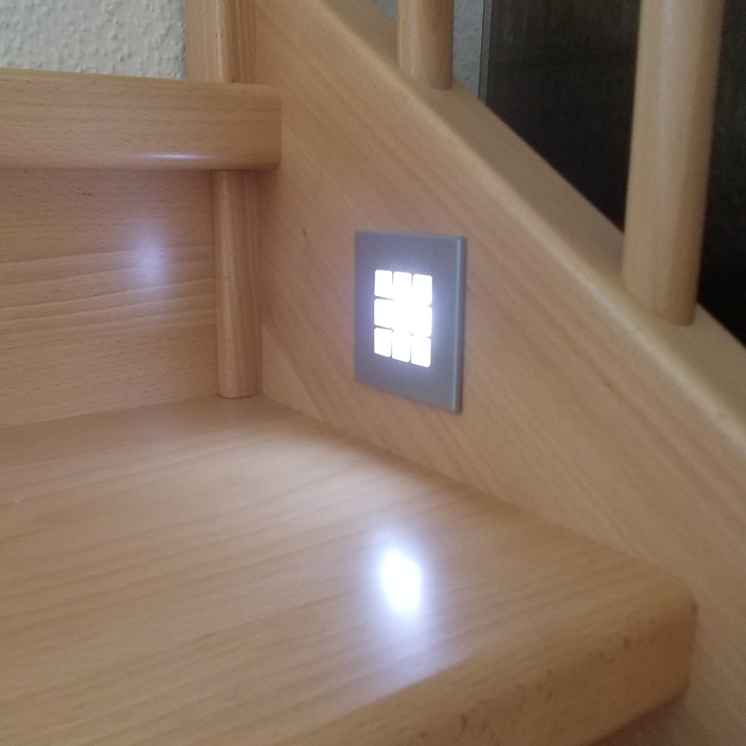 LED Treppe Beleuchtung